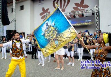 Escola de Samba Imperador do Ipiranga realiza primeiro ensaio geral