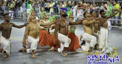 Dia da Consciência Negra em formato Samba-Enredo