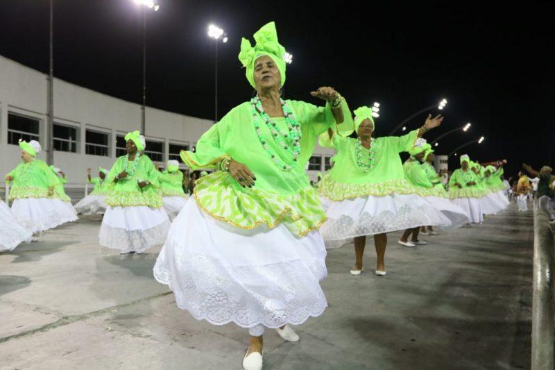 Terceiro Milênio e Camisa Verde e Branco abrem os ensaios técnicos do Carnaval 2020
