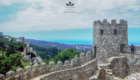 Moorish Castle - Viewing to the Atlantic Ocean