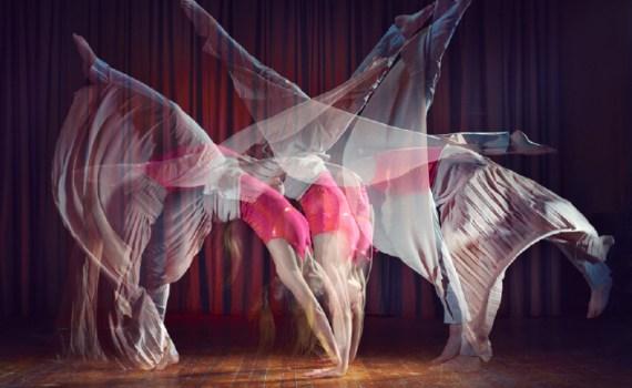Schon magazine acrobat Siobhan Johnstone