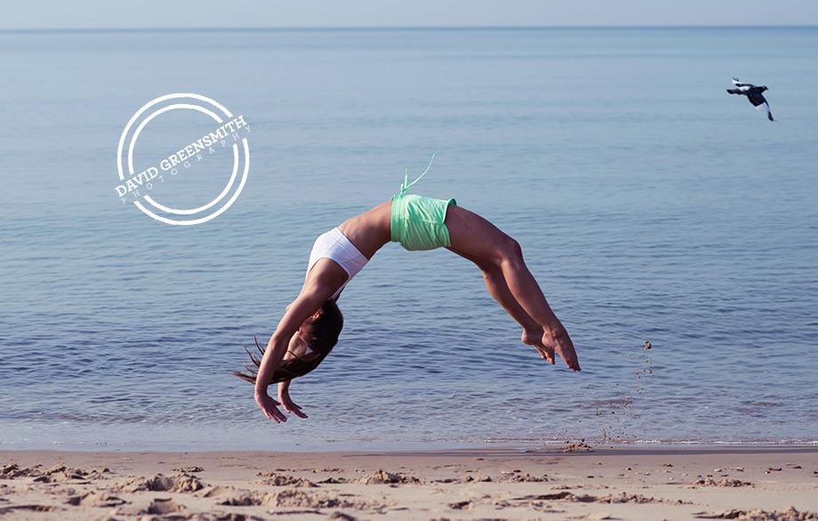 acrobat Siobhan Johnstone