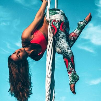 Aerial Silks Arthletic