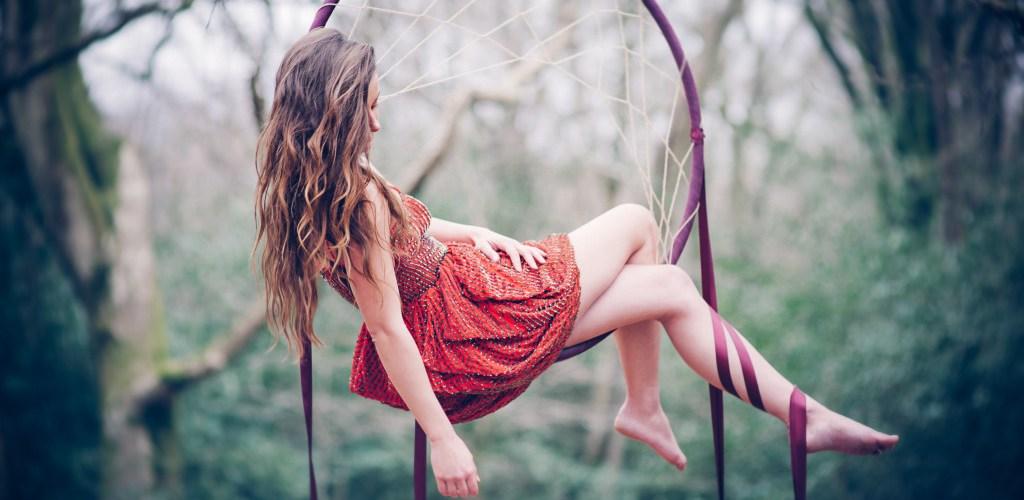 Dreamcatcher Aerial Lyra Siobhan Johnstone