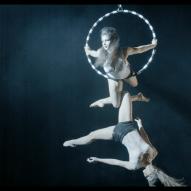duo aerial hoop siobhan johnstone