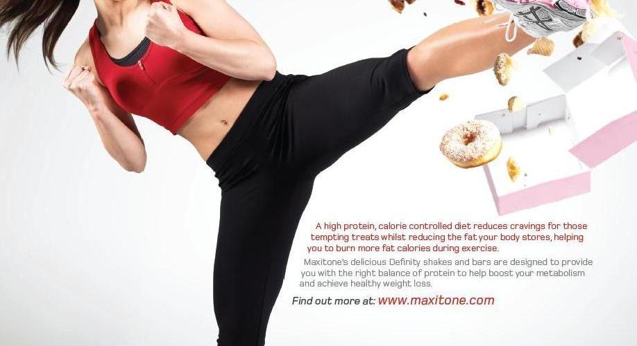 maxitone fitness model siobhan