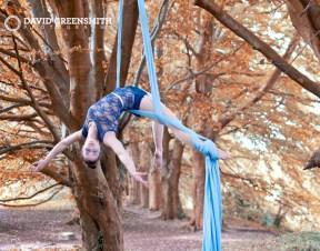 Forest Aerial Silks Siobhan Johnstone