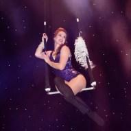 Siobhan J trapeze