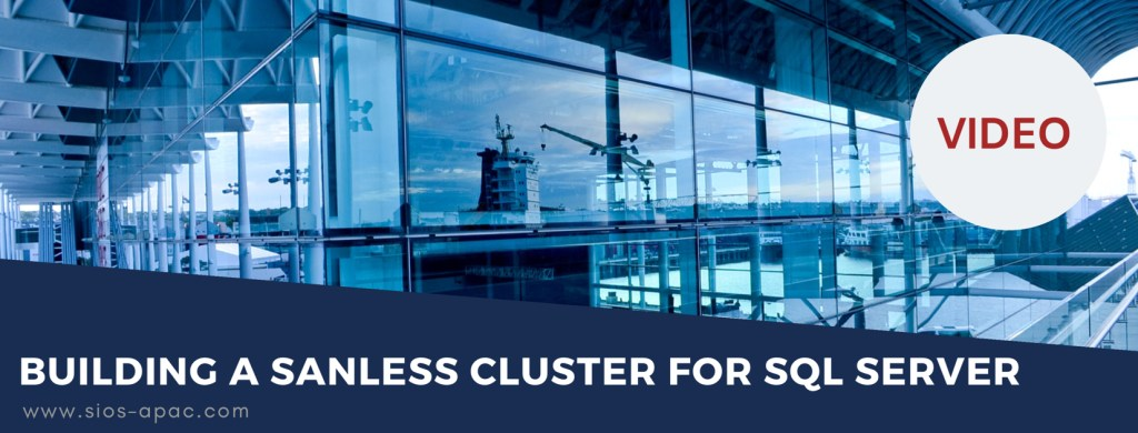 SQL Server 용 SANless 클러스터 구축