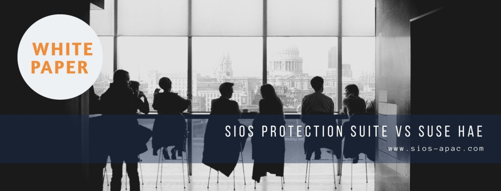 SIOS Protection Suite vs SUSE HAE