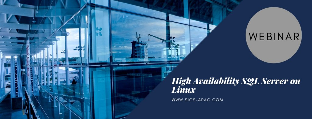 High Availability SQL Server on Linux
