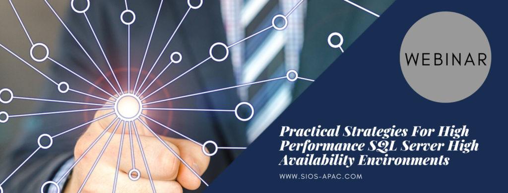 Strategi Praktis Untuk Kinerja Tinggi SQL Server Lingkungan Ketersediaan Tinggi