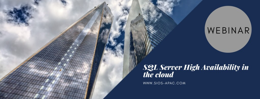 SQL Server High Availability in the cloud