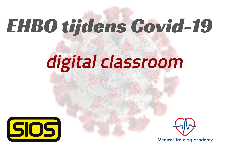 EHBO Digital classroom