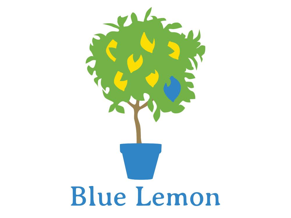 Logo Design for Blue Lemon