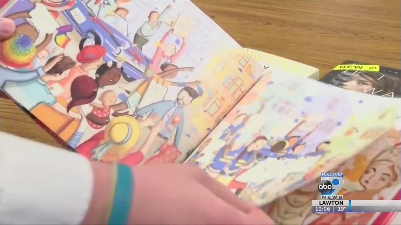 LGBTQ books under fire at Orange City Library