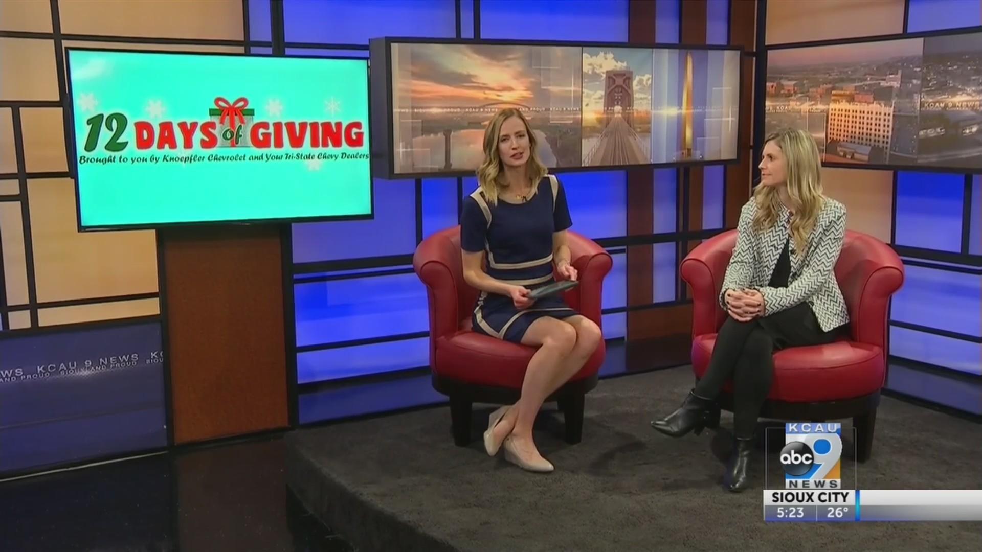Knoepfler Chevrolet's 12 Days Of Giving