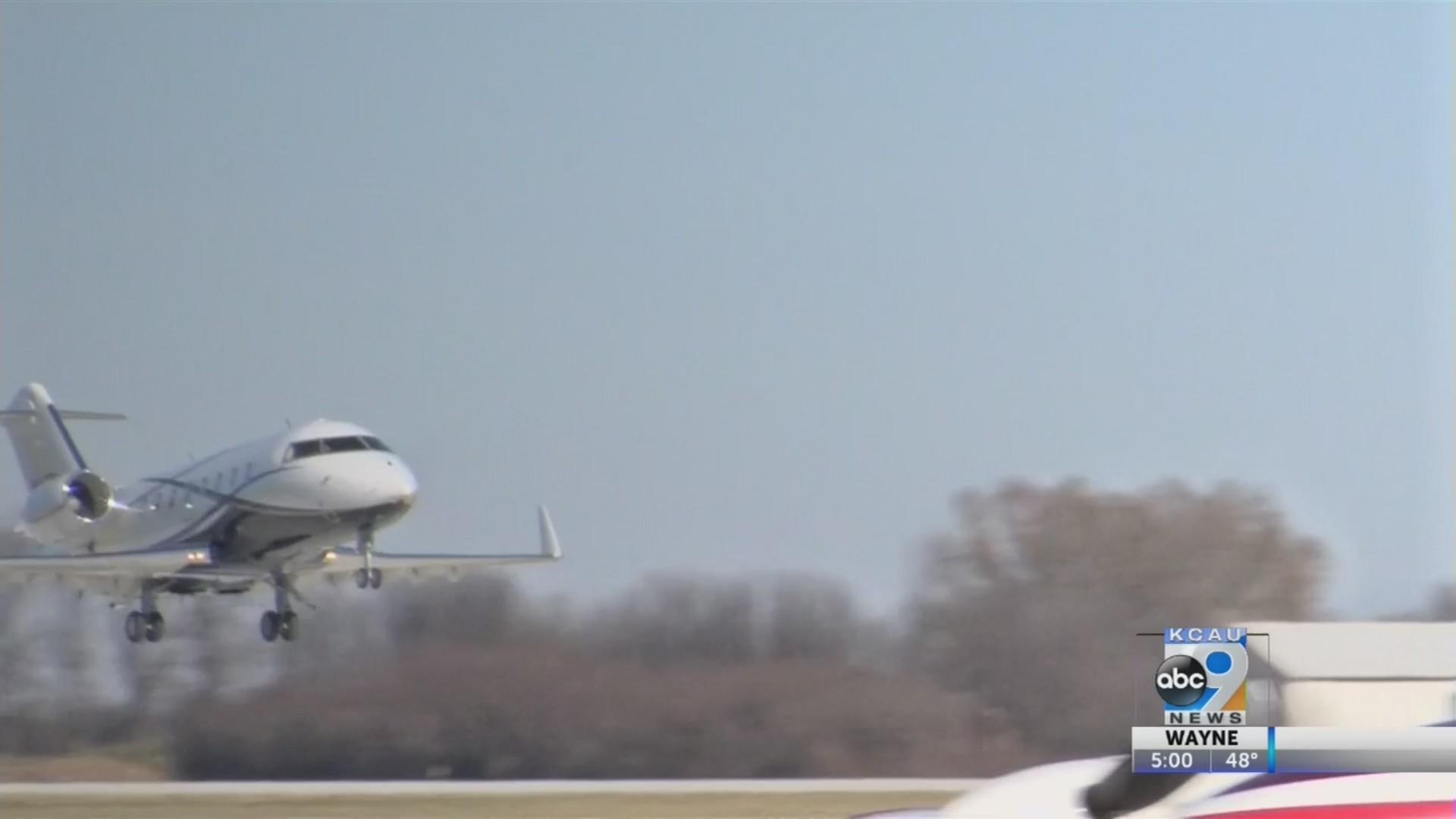 Regional airport takes flight