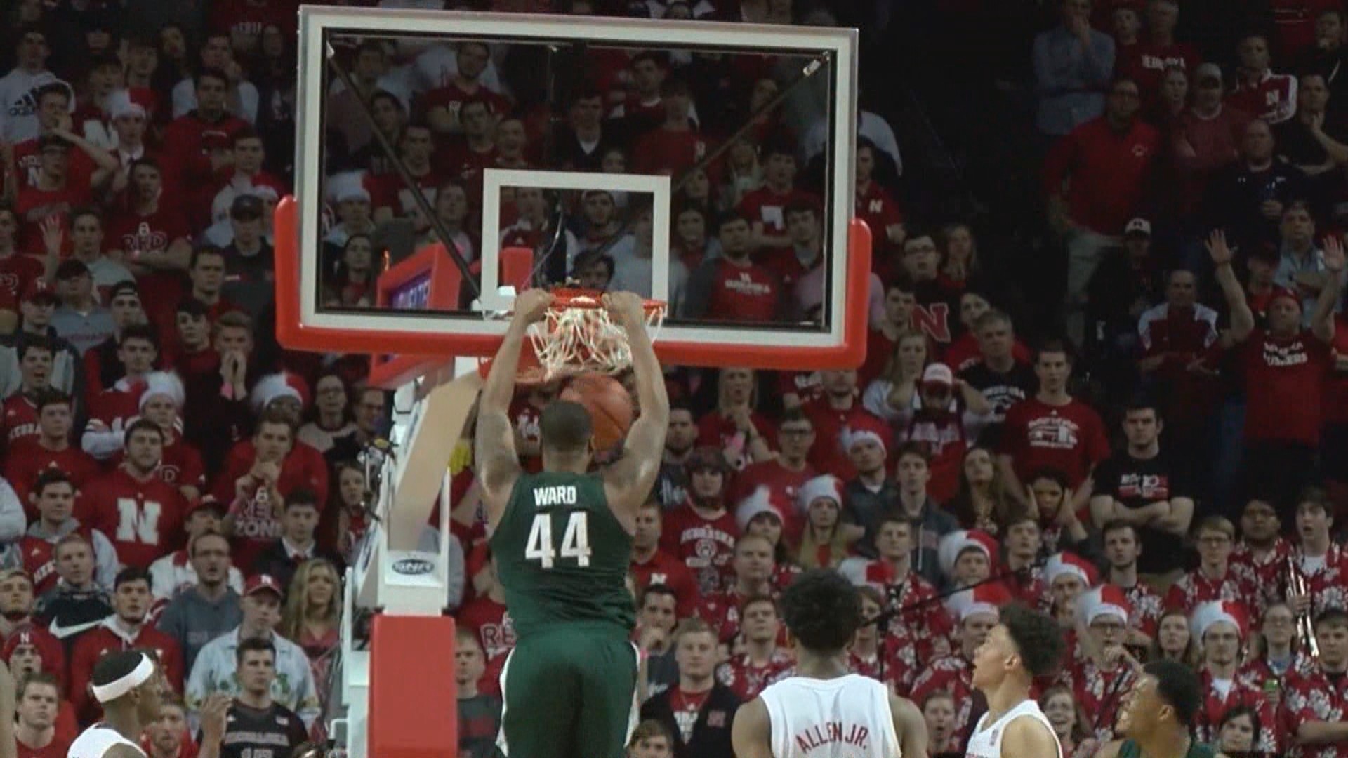 Michigan St. takes down Nebraska