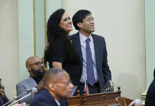 Lorena Gonzalez, Richard Pan