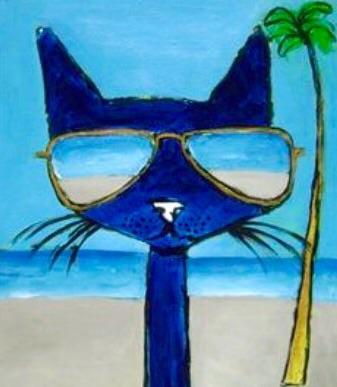 Cool Cat Kid's Paint!