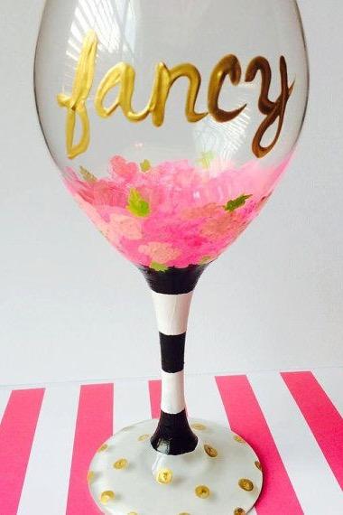 Fancy Wineglasses