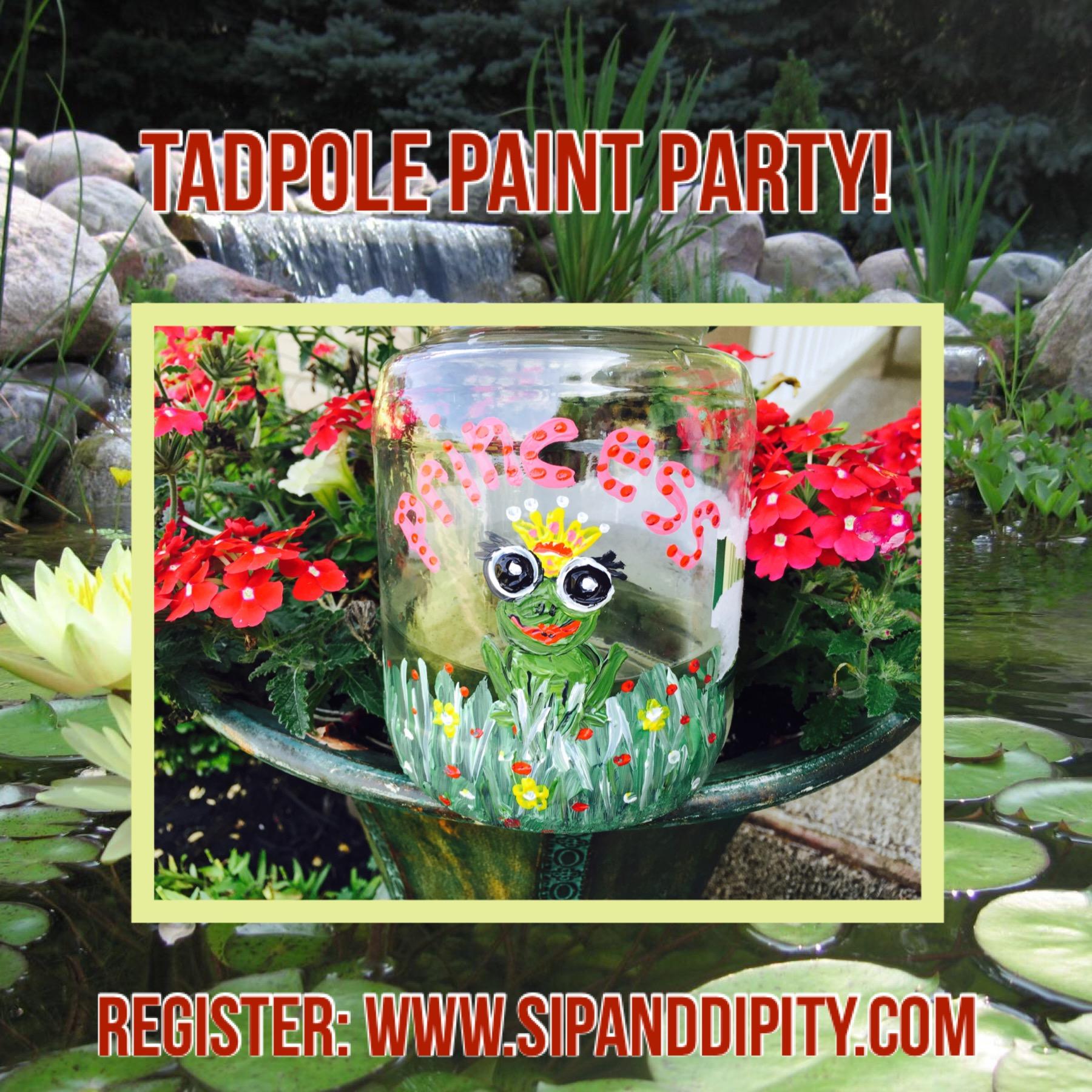 Tadpole Party #1