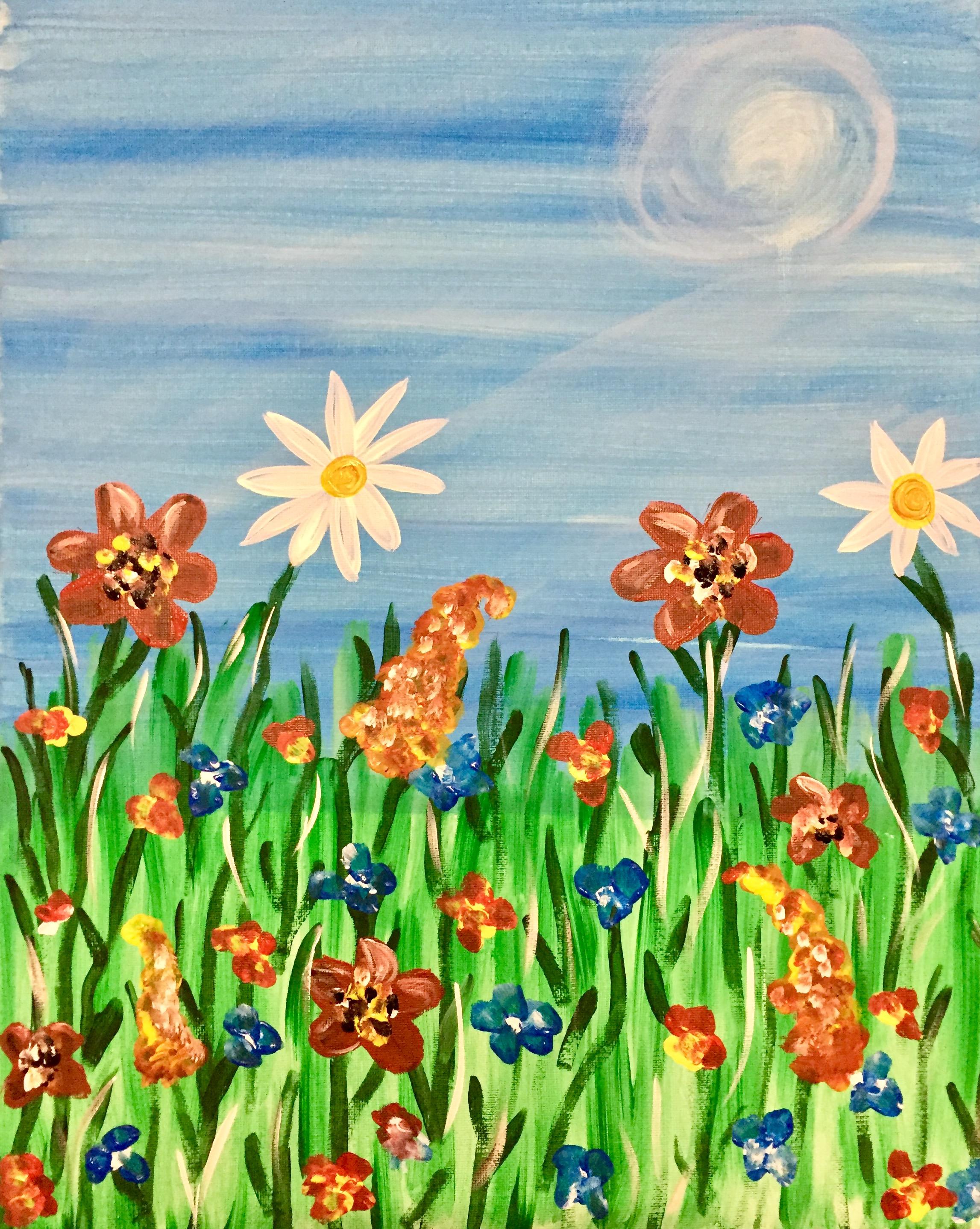 Field of Spring