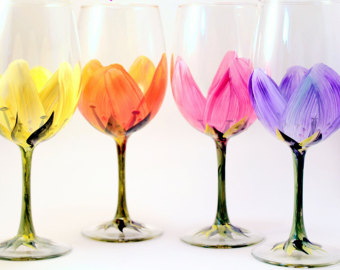 Nurse's Day Glass Painting- no cost for medical professionals