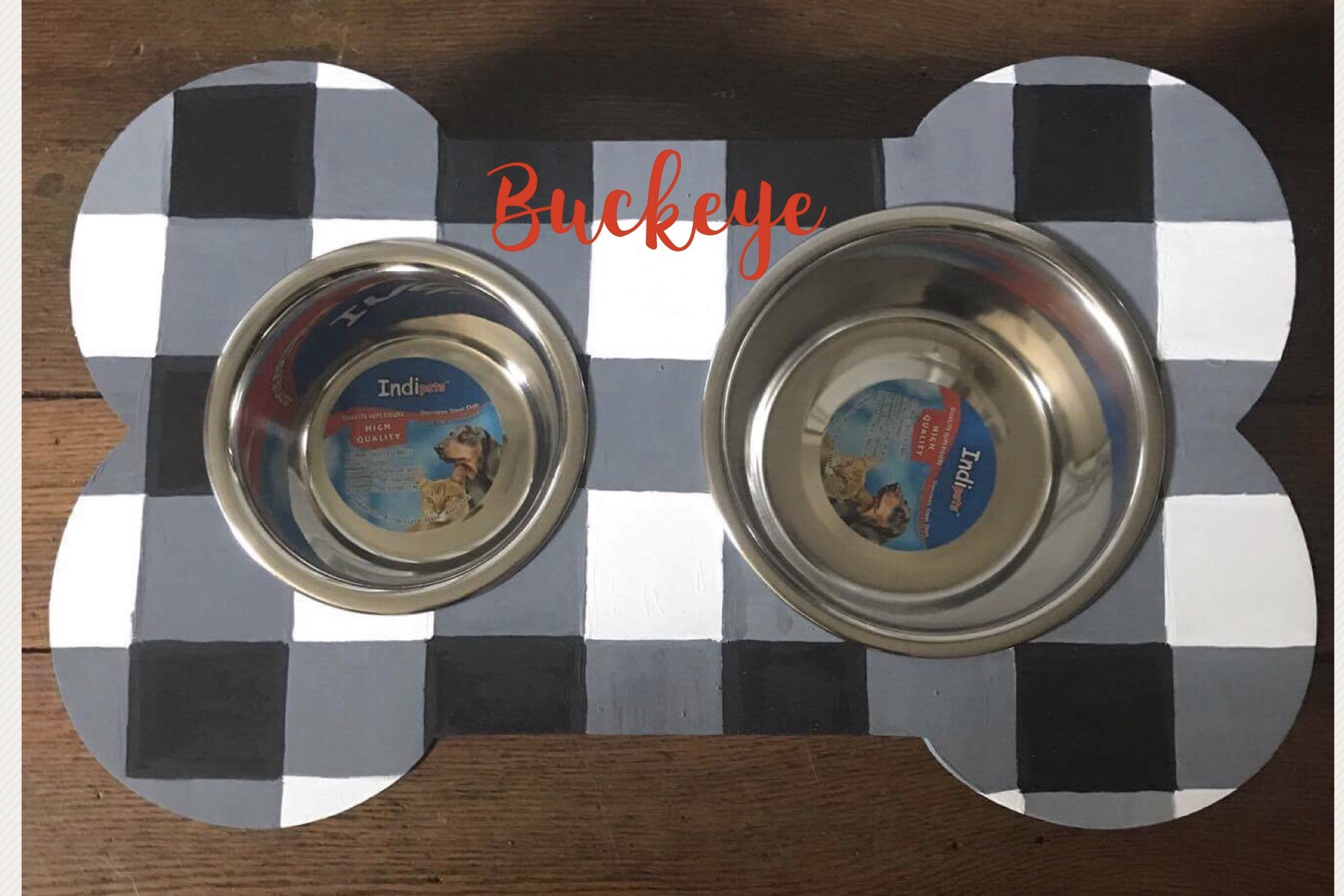 Paint your own Dog Dish Station