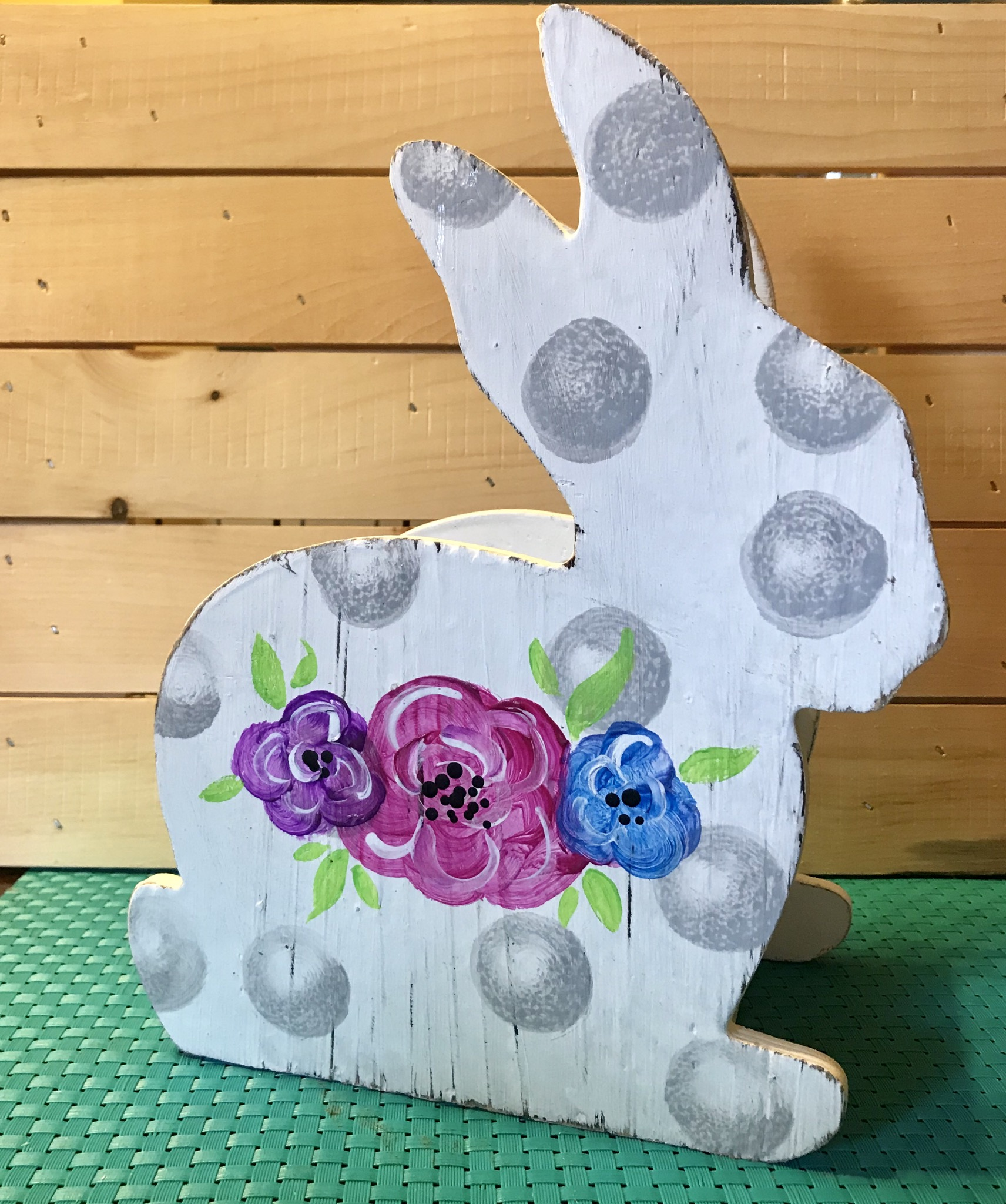 Bunny Planters- 2 Paint for $36