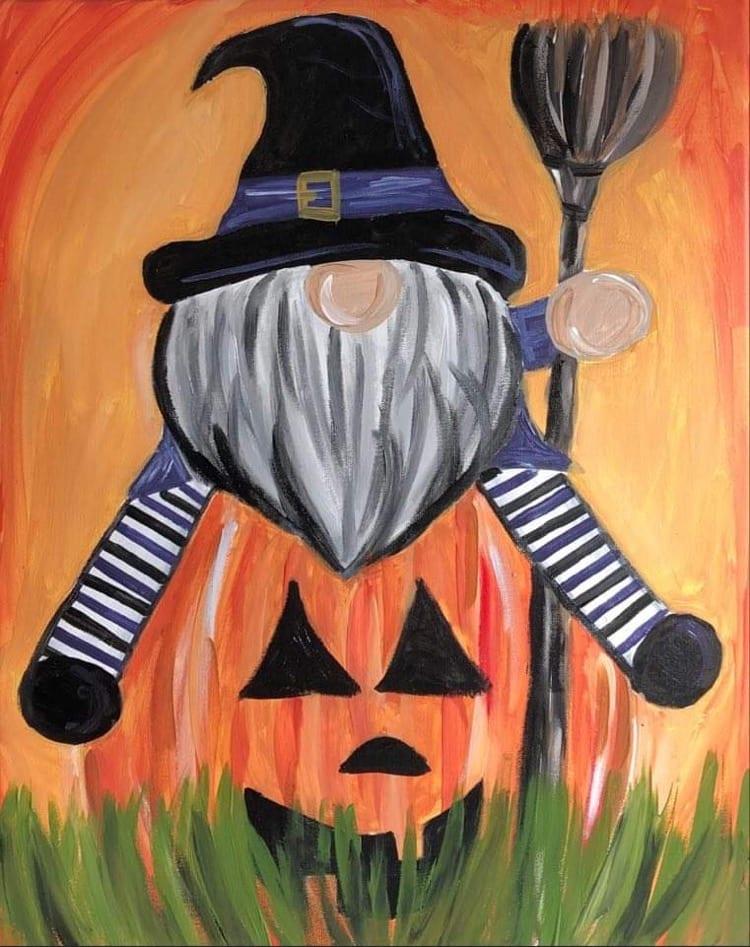Halloween Gnomie