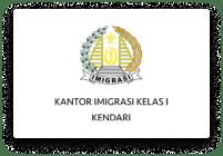 logo kantor imigrasi kelas 1 kendari