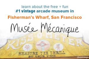Musée Mécanique in Fisherman's Wharf, SF - - sipbitego.com