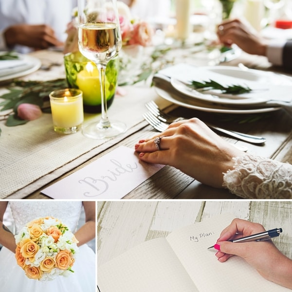 feature How to balance work and wedding planning without hiring a wedding planner