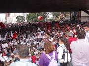 Visão geral da Manifestação.