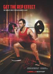 bodypump poster