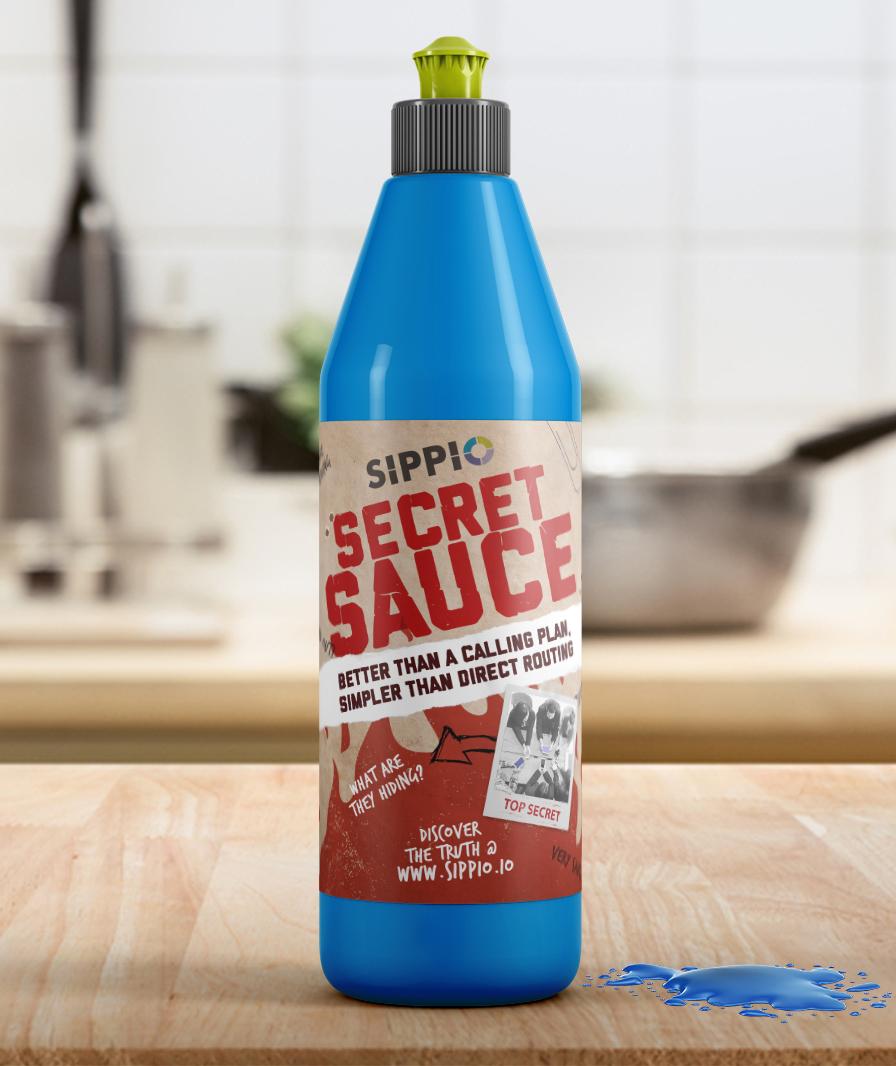 SIPPIO Secret Sauce