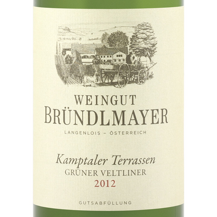 Brundlmayer Kamptaler Terrassen Gruner Veltliner