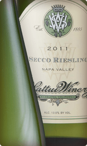 V. Sattui Riesling wine pairing from Sippity Sup