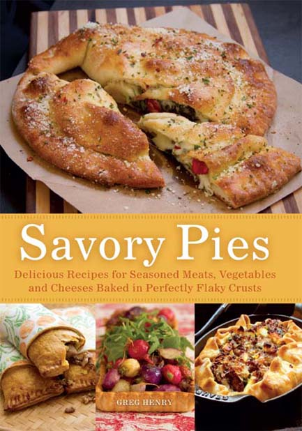 Savory Pies by Greg Henry