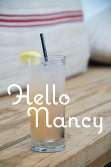 Hello Nancy | Sippity Sup