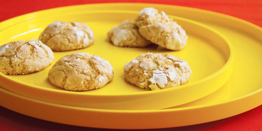Lemon Cayenne Cookies