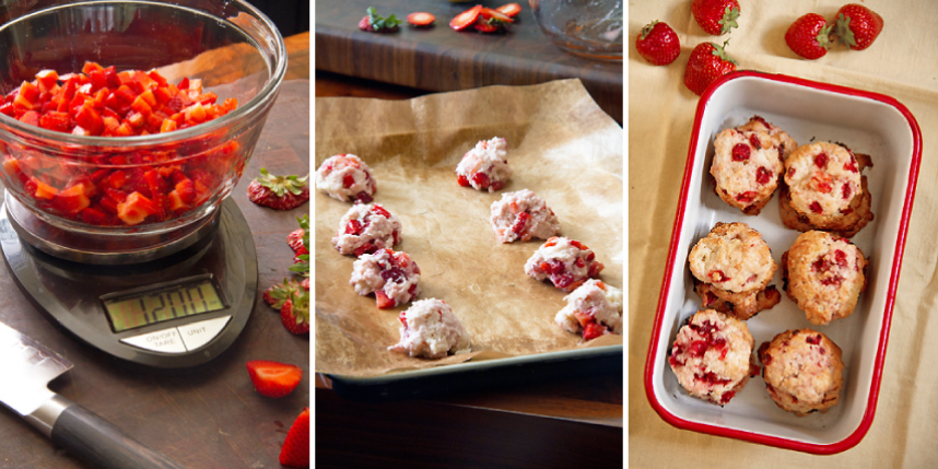 Strawberry Shortcake Cookies | Sippity Sup