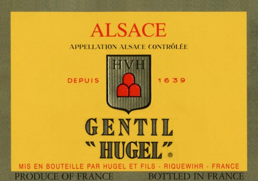 Gentil Hugel Alsace