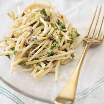 creamy celery root