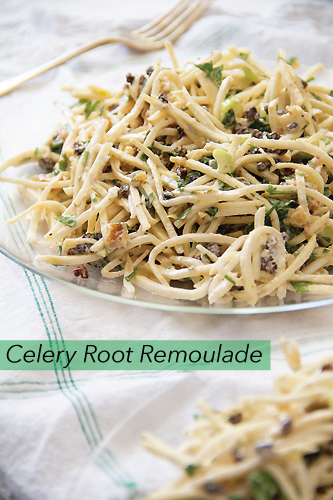 celery root remoulade
