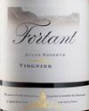 """Fortant """"Hills Reserve"""" 2012 Viognier"""