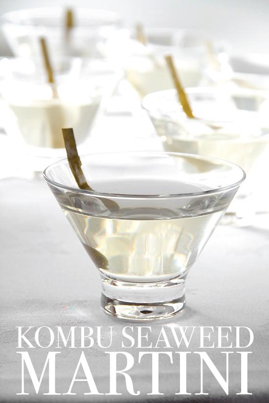 kombu seaweed martini