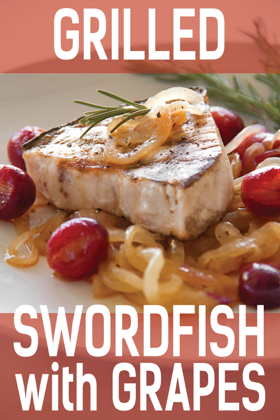 how to prepare swordfish on the grill